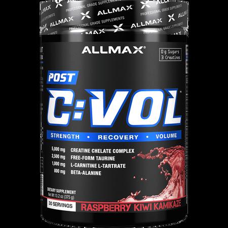 AllMax Nutrition C:VOL Raspberry Kiwi Kamikaze - 30 Servings