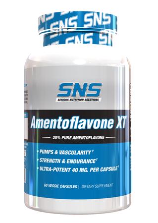 SNS Serious Nutrition Solutions Amentoflavone XT - 60 Cap