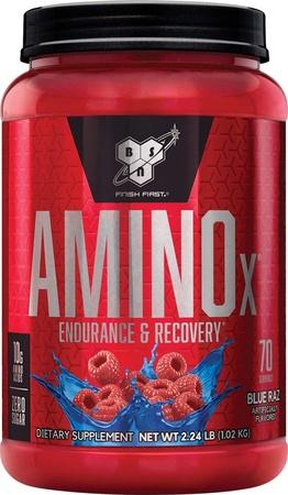 Bsn Amino X Blue Raspberry - 70 Servings