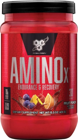 Bsn Amino X Fruit Punch - 30 Servings