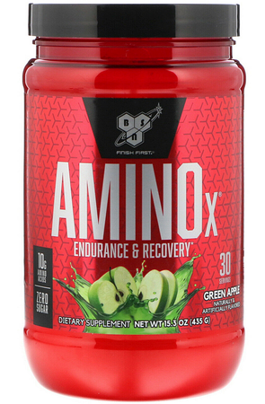 Bsn Amino X Green Apple - 30 Servings