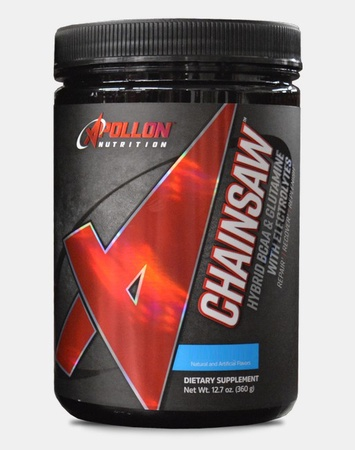 Apollon Nutrition Chainsaw BCAA Blue Bomb - 30 Servings