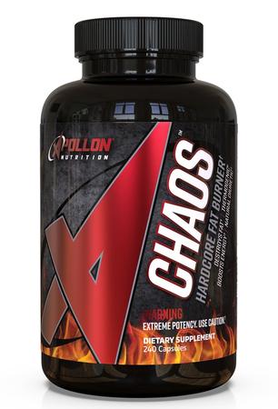 Apollon Nutrition Chaos - 240 Cap  *New Formula