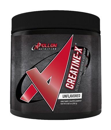 Apollon Nutrition Creatine-X - Creatine Matrix + ElavATP  Unflavored - 30 Servings