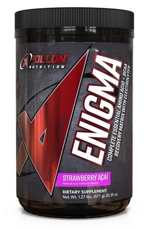 Apollon Nutrition Enigma V2 Intra Workout Strawberry Acai - 20-40 Servings