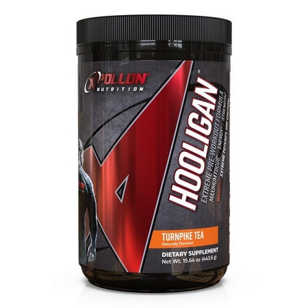 Apollon Nutrition Hooligan V5 PreWorkout  Turnpike Tea - 20-40 Servings