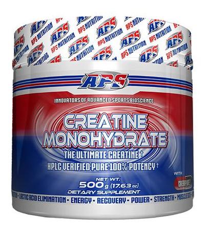 APS Creatine Monohydrate - 500 Grams