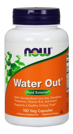 Now Foods Water Out - Herbal Diuretic - 100 VCap