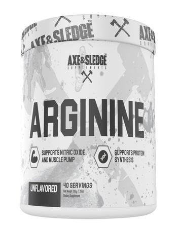 Axe & Sledge Arginine - 40 Servings (200g)