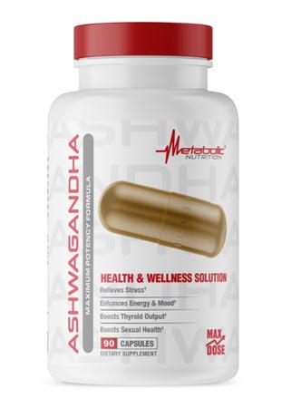 Metabolic Nutrition Ashwagandha - 90 Cap