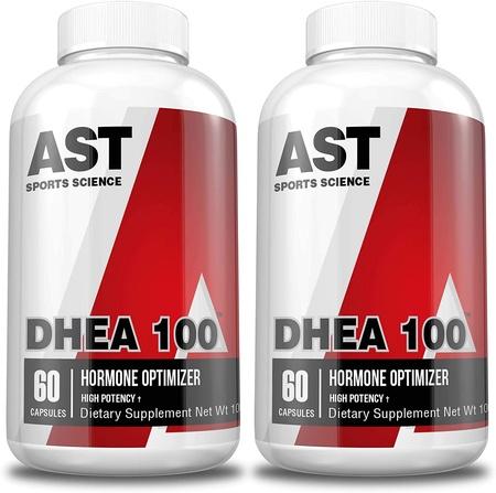 Ast Dhea 100 Mg - 2 x 60 Cap TWINPACK