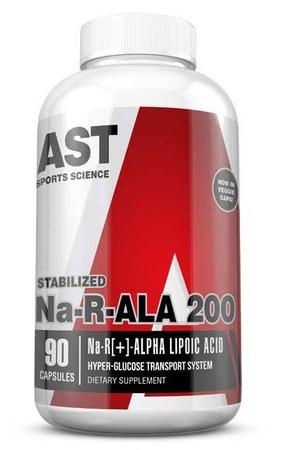 Ast Na-R-ALA 200 Mg Alpha Lipoic Acid - 90 Cap