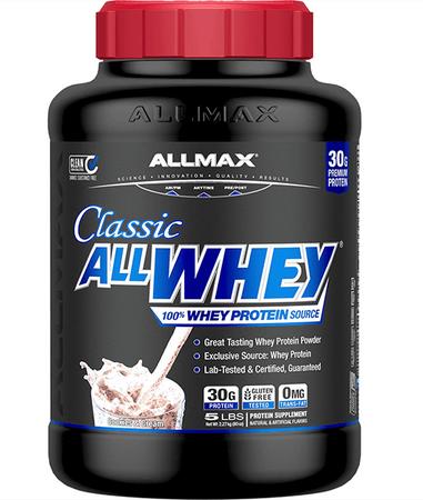 AllMax Nutrition Classic All Whey Cookies & Cream - 5 Lb