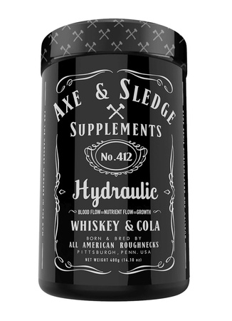 Axe & Sledge Hydraulic  Whiskey and Cola - 40 Servings