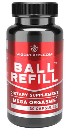 Vigor Labs Ball Refill - 30 Cap
