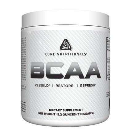 Core Nutritionals BCAA - 300 Grams
