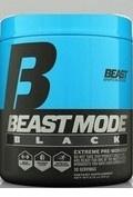 Beast Sports Beast Mode Black Blue Raspberry - 30 Servings