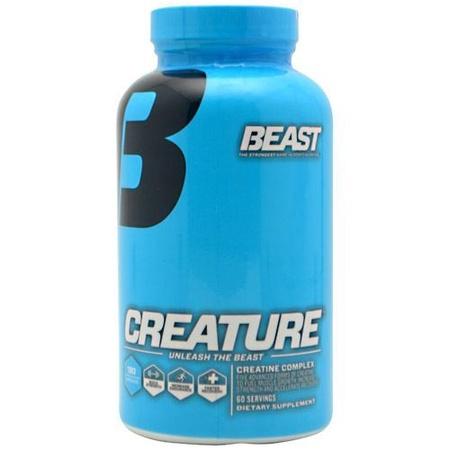 Beast Sports Creature  Capsules - 180 Cap