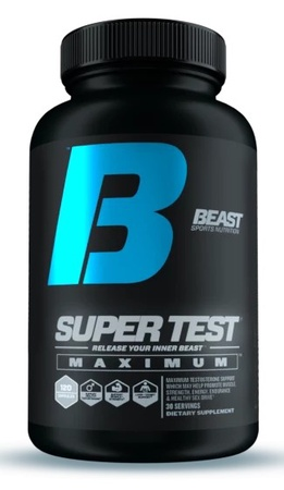 Beast Sports Super Test Maximum - 30 Servings