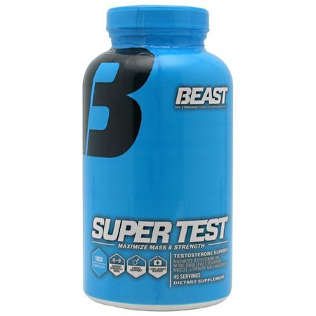 Beast Sports Super Test - 180 Capsules