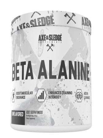 Axe & Sledge Beta Alanine - 100 Servings (200g)