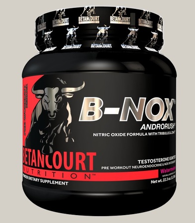 Betancourt B-NOX Androrush Watermelon - 35 Servings