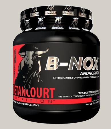 Betancourt B-NOX Androrush Grape - 35 Servings