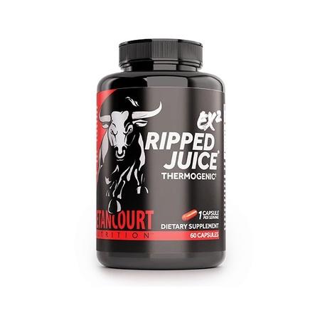 Betancourt Ripped Juice EX2 Caps - 60 Cap
