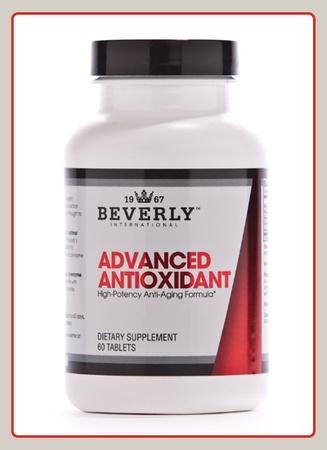 Beverly International Advanced Antioxidant - 60 Tab