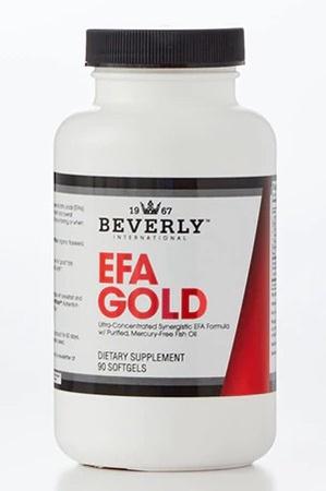 Beverly International EFA Gold - 90 Cap