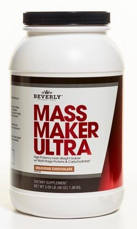 Beverly International Mass Maker Ultra Chocolate - 3 Lb *New Size