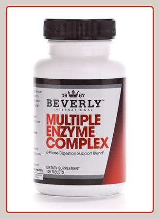 Beverly International Multiple Enzyme Complex - 100 Tab