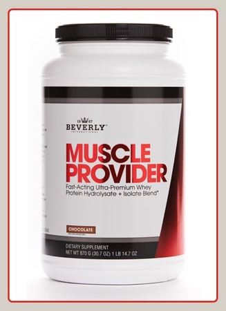 Beverly International Muscle Provider Chocolate - 1 Lb 14.68 Oz