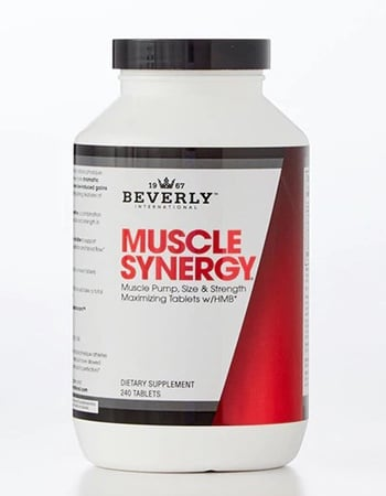 Beverly International Muscle Synergy - 240 Tab
