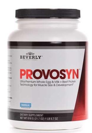Beverly International Provosyn Vanilla 15 Servings - 21.7 Oz