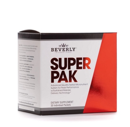 Beverly International Super Pak - 30 Day