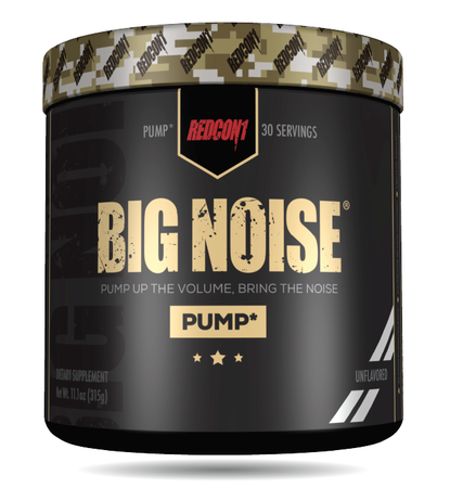 Redcon1 Big Noise Unflavored - 30 Servings