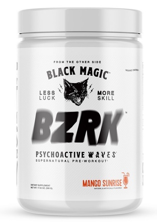 Black Magic Supply BZRK Mango Sunrise - 25 Scoops