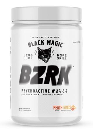 Black Magic Supply BZRK Peach Rings - 25 Scoops