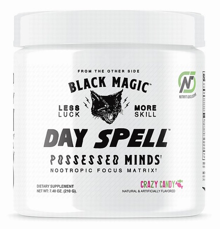 Black Magic Supply Day Spell  Crazy Candy - 30 Servings