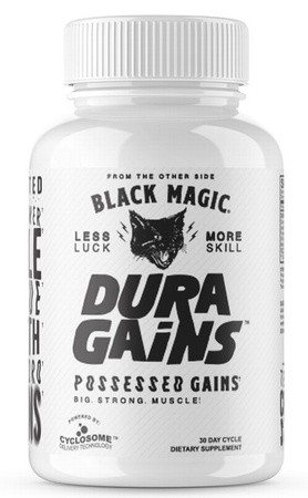 Black Magic Supply Dura Gains - 60 Tab