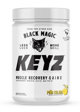 Black Magic Supply KEYZ Pina Colada - 30 Servings