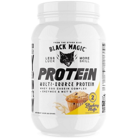 Black Magic Supply Protein Blueberry Muffin - 2 Lb