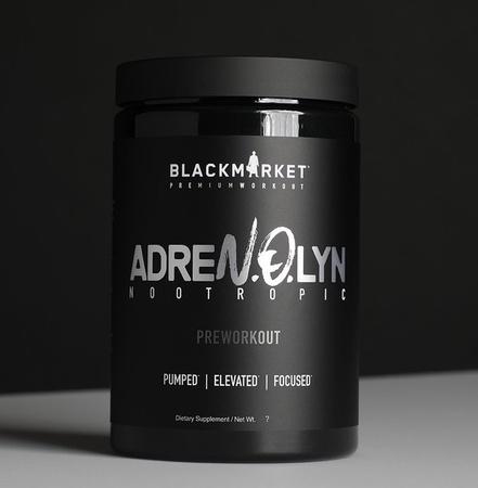 Blackmarket Labs AdreNOlyn Nootropic Candy Dust - 25 Servings