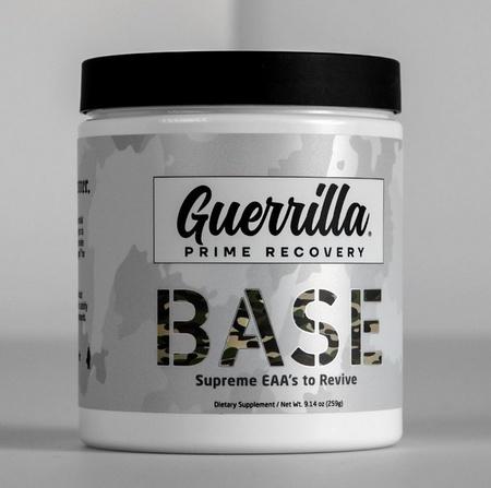 Blackmarket Labs Guerilla BASE EAA's Strawberry Lemonade - 30 Servings