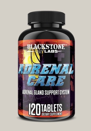Blackstone Labs Adrenal Care - 120 Tablets