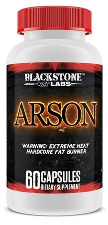 Blackstone Labs Arson - 60 Cap