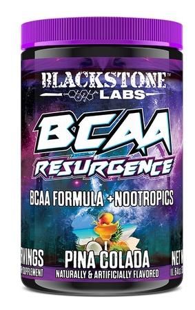 Blackstone Labs BCAA Resurgence + Nootropics Pina Colada - 30 Servings