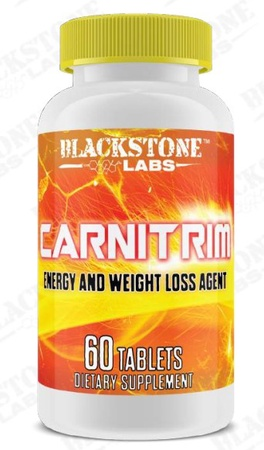 Blackstone Labs Carnitrim - 60 Tablets