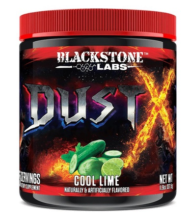 Blackstone Labs Dust X Cool Lime - 25 Servings